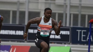 Bromell comeback gathers pace with world best 9.88sec