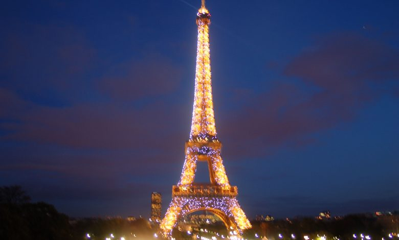 Eiffel Tower to Be Lit with Renewable Hydrogen