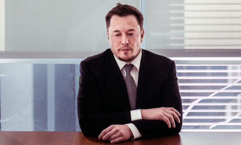 Elon Musk loses world's second-richest ranking as Tesla dips