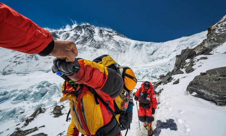 At least 100 climbers, support staff infected with COVID at Mt. Everest