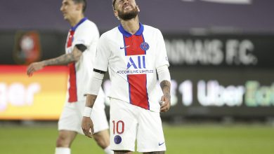 PSG draw leaves Lille closer to Ligue 1 title