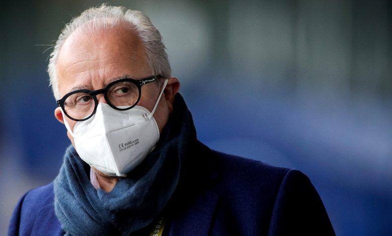 Football: German Football Association President Resigns