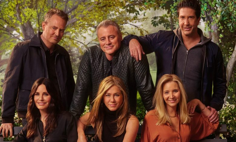 'Friends' reunion 'like a family', Jennifer Aniston says