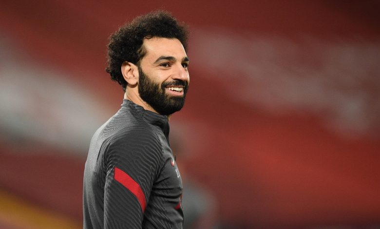 Paris Saint-Germain negotiate Mohamed Salah
