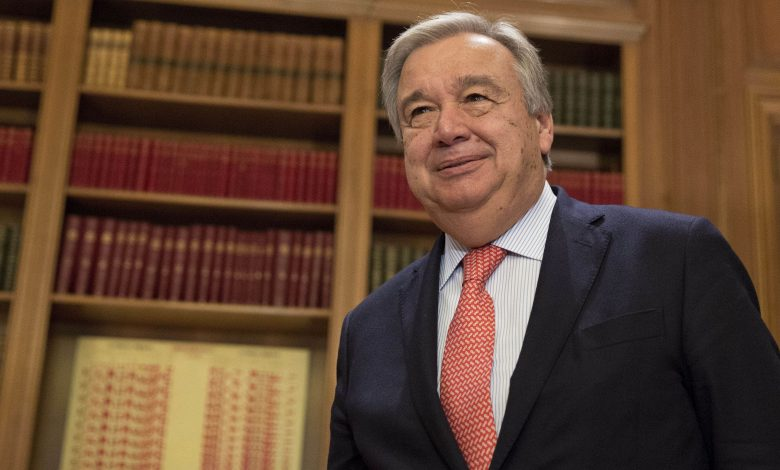 UN Secretary-General Praises Qatar's Efforts which Contributed to Reaching Ceasefire in Gaza Strip