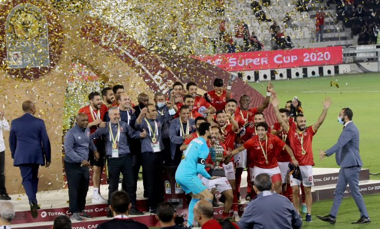Al Ahly Beat Berkane to Capture CAF Super Cup Title in Doha