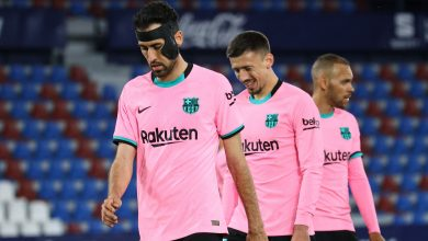 La Liga: Barcelona and Levante Draw 3-3