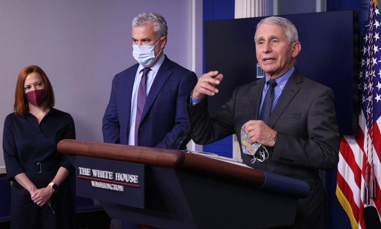 US turning the corner on pandemic, says White House COVID coordinator