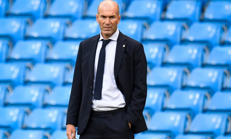 Zinedine Zidane Leaves Real Madrid For Second Time