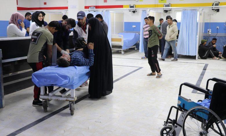 Iraq: First death by Black Fungus
