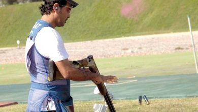 Qatari Shooting Team Participates in Arab Championship in Cairo