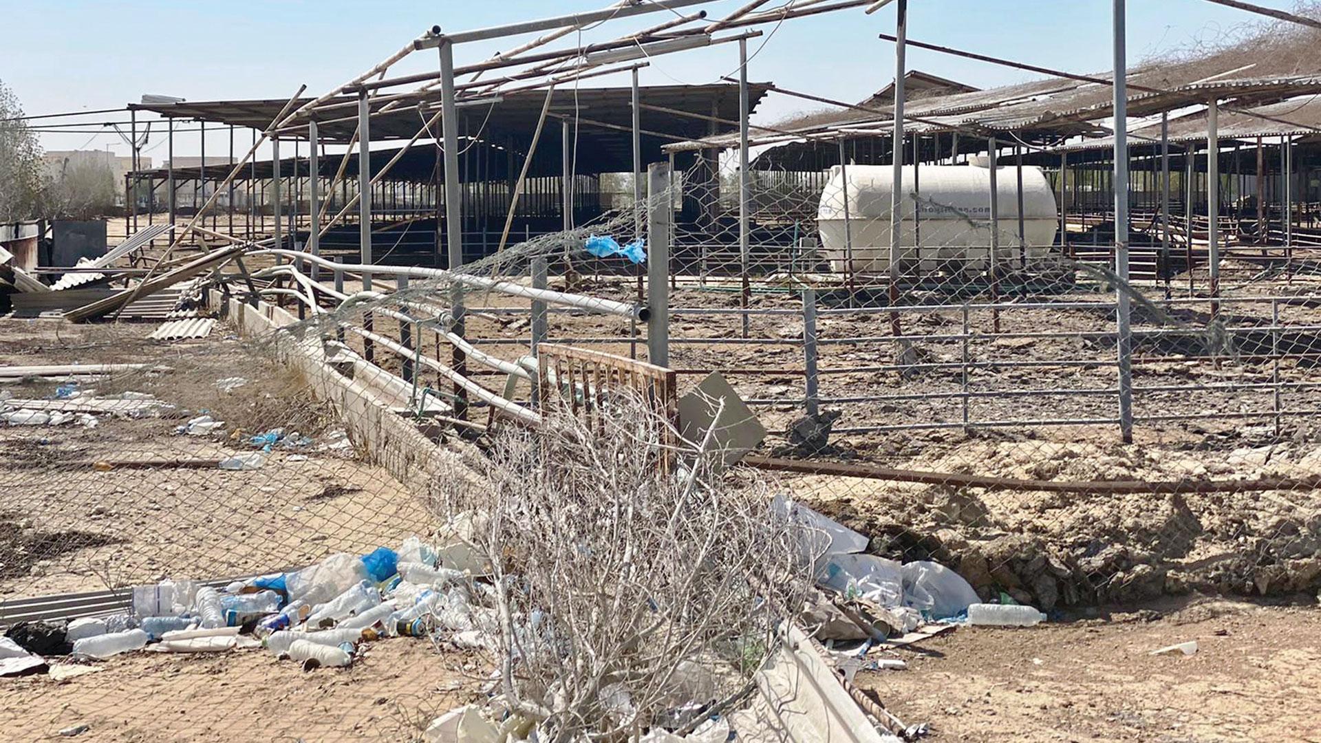 Abu Hamour Market Awaits Development