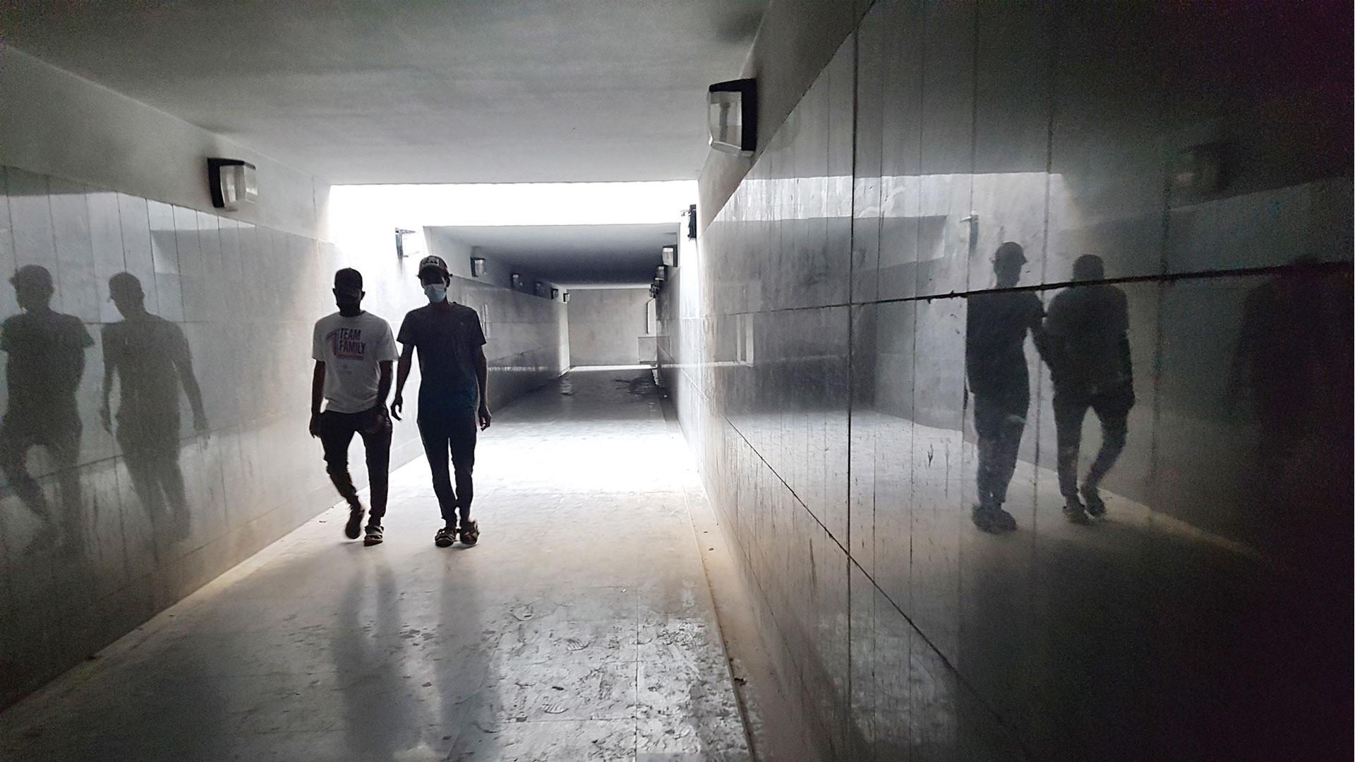 Al-Murrah Tunnel awaits maintenance and sanitation
