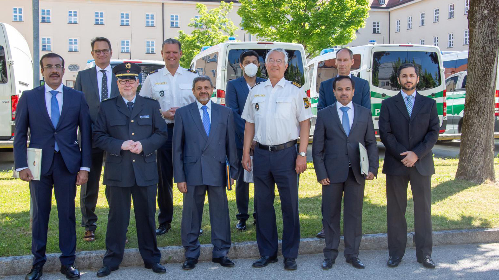 Qatari Delegation Visits Germany to Review its Experience in Securing Major Sport Events