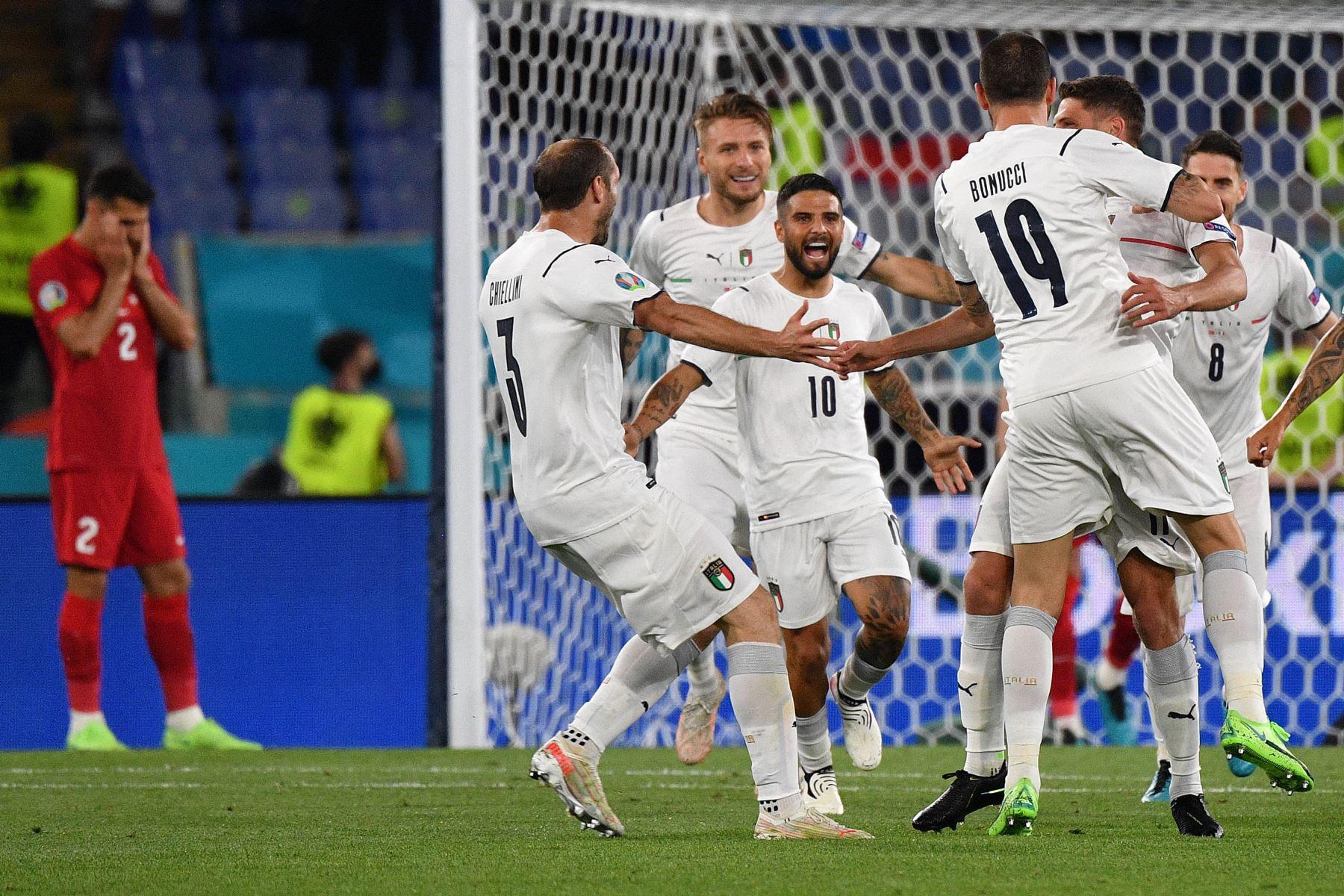Italy Beat Turkey in Euro 2020 Opening
