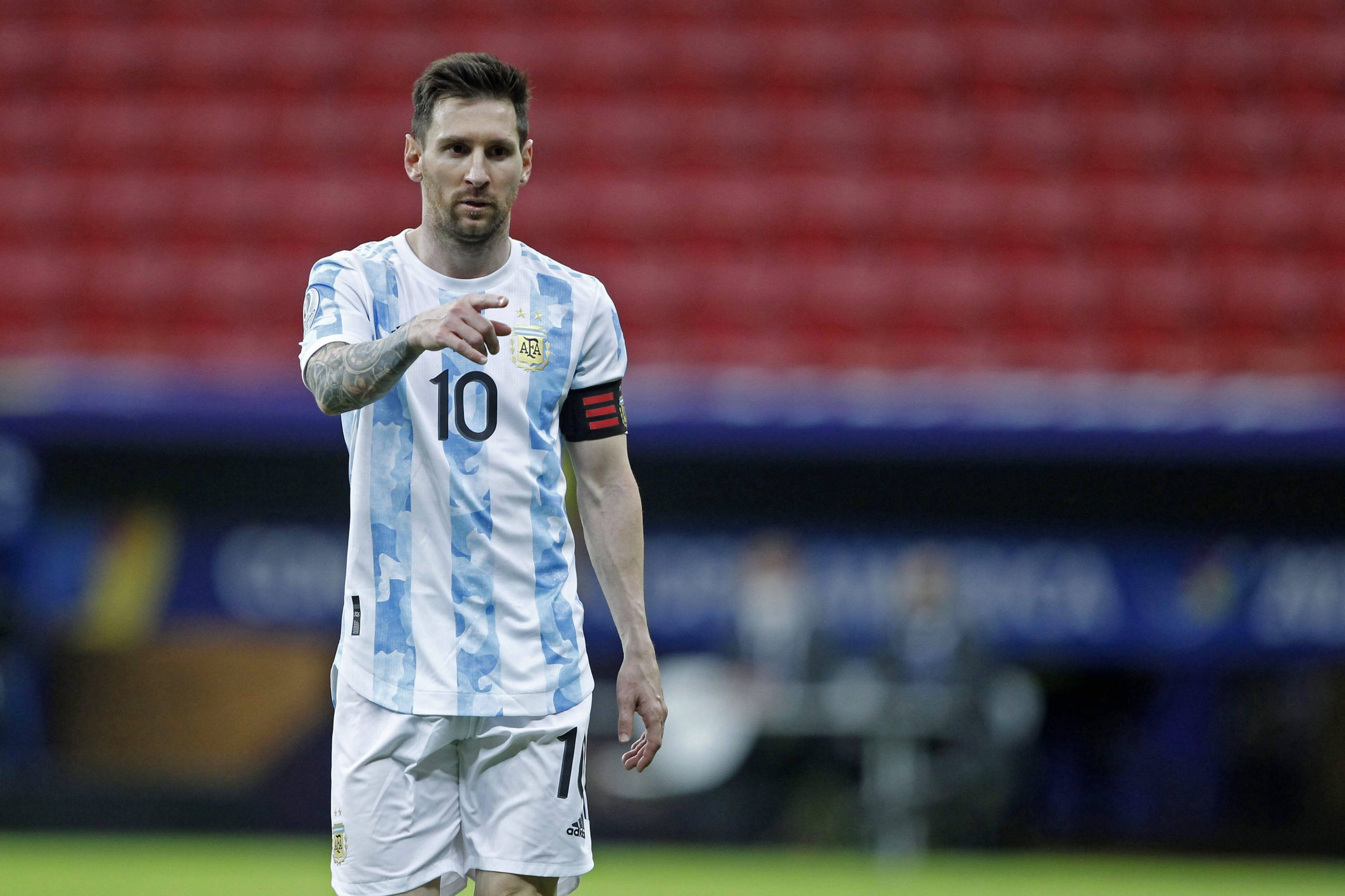 Argentina Qualify For Copa America's Quarterfinals After Defeating Paraguay