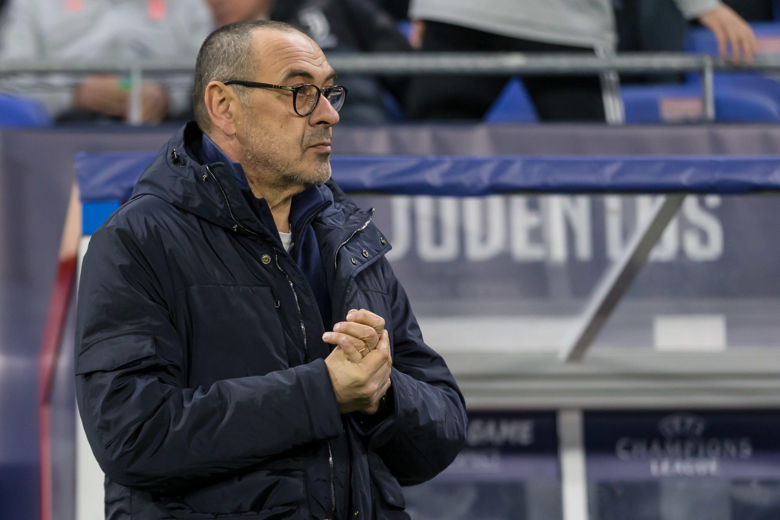 Maurizio Sarri Named Lazio's Head Coach