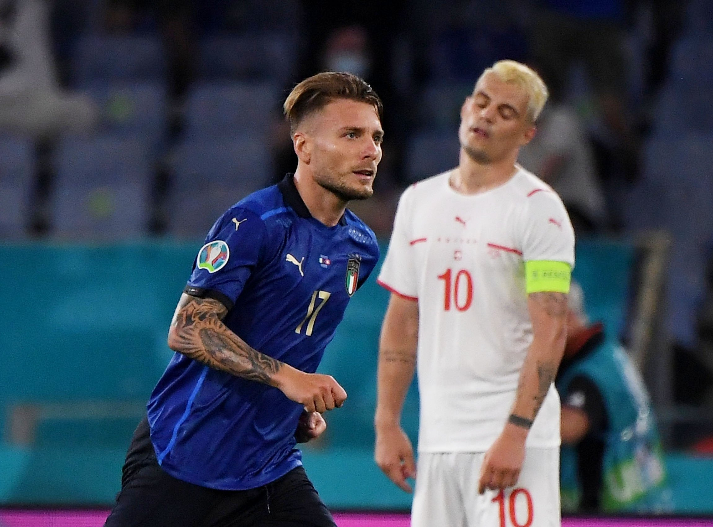 Italy First Team to Qualify for European Championship Knockout Stage