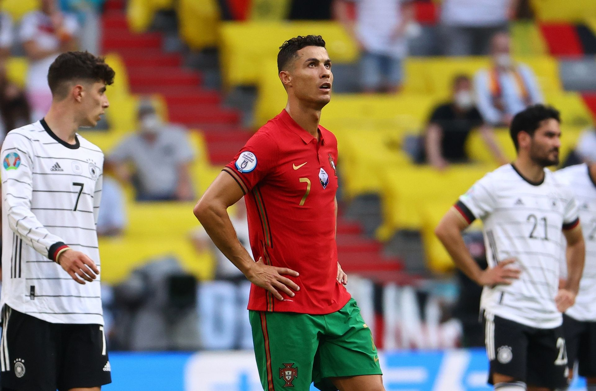 Euro 2020: Germany Defeat Portugal