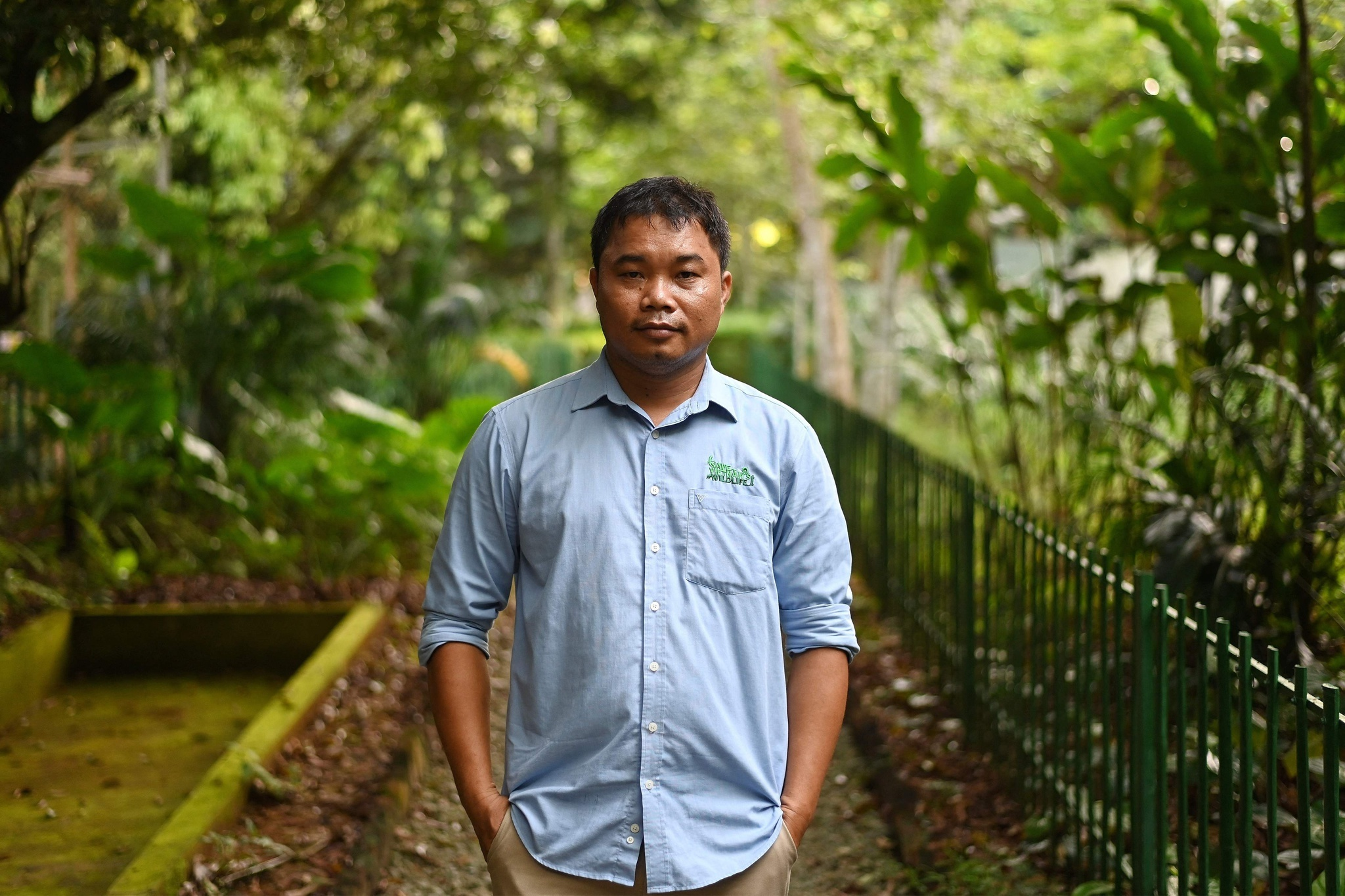Vietnamese wildlife conservationist gets 'Green Nobel' prize