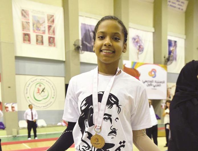 Qatari Gymnast Duha Al Habashi Qualifies for WAG Championships