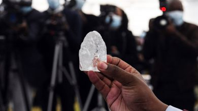 World's third largest diamond discovered in Botswana