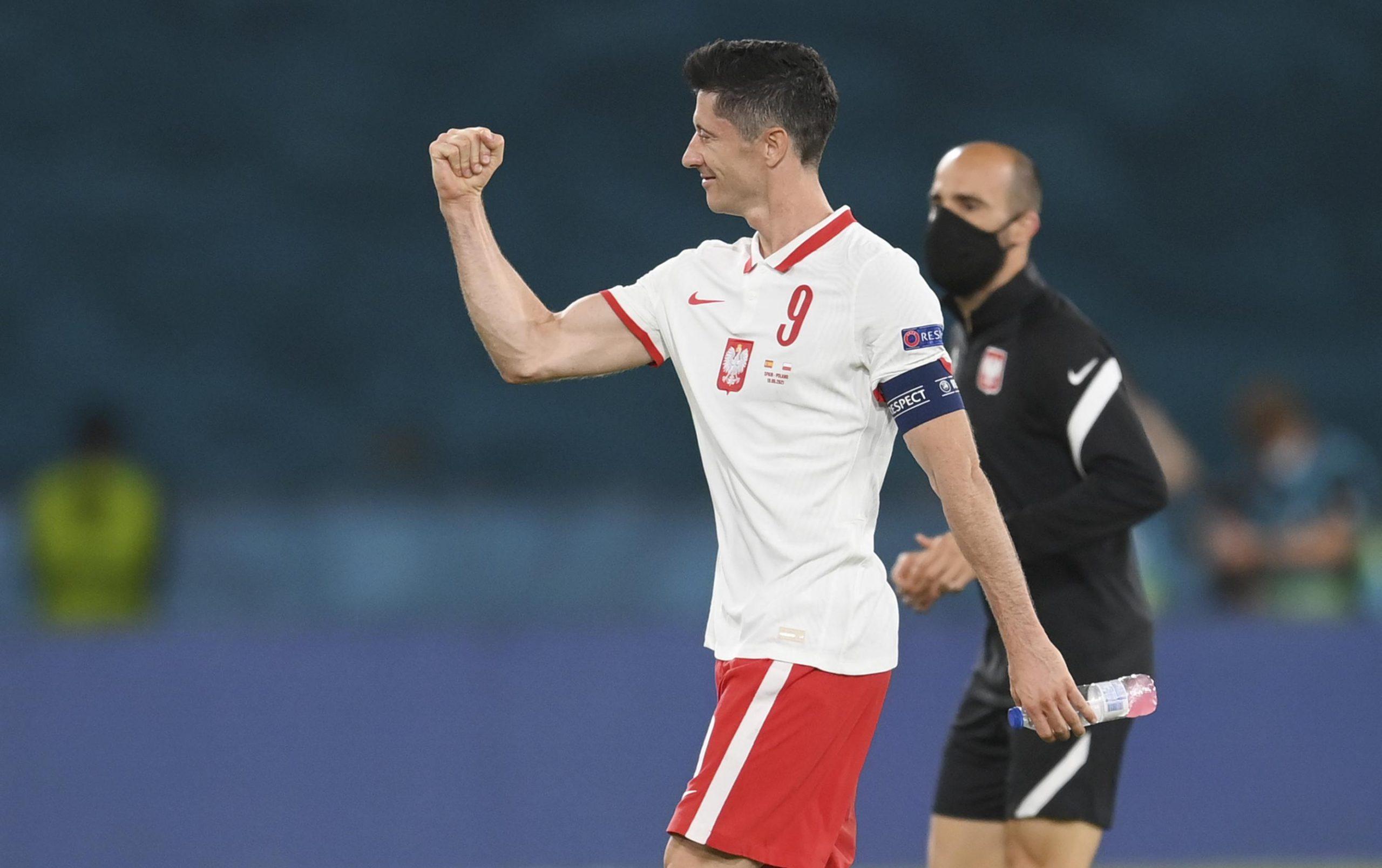 Euro 2020: Poland Draw 1-1 with Spain