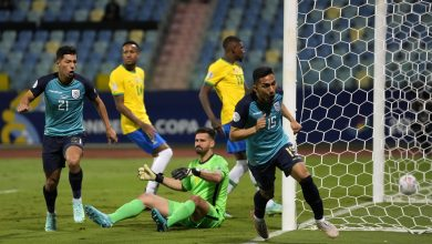 Copa America: Ecuador Draw Against Brazil