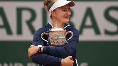 Unseeded Krejcikova wins maiden Grand Slam singles title in Paris