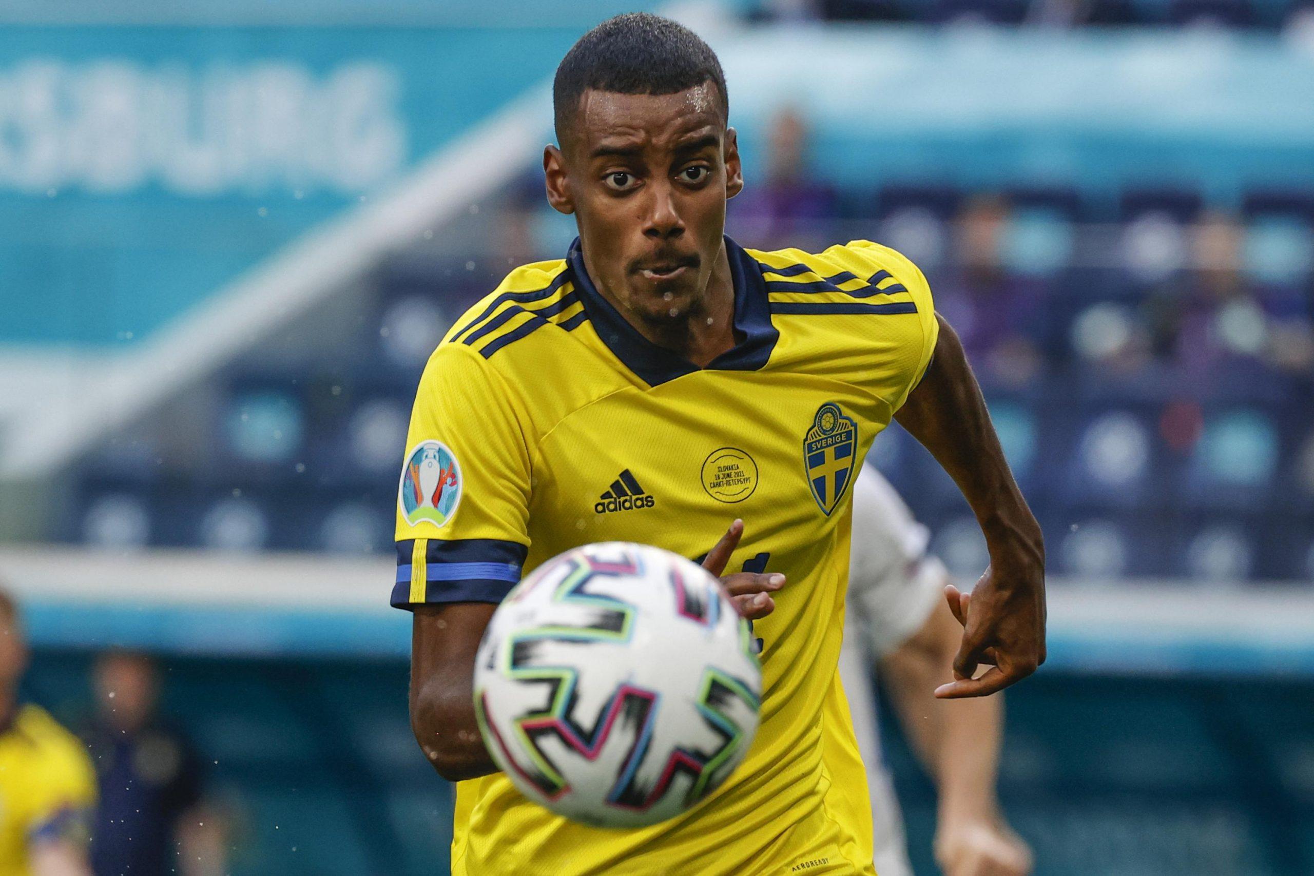Euro 2020: Sweden Beats Slovakia 1-0