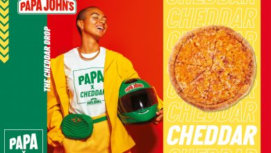 PAPA JOHN'S: Fashionable New Cheddar Range Set to Delight Cheese Lovers in Qatar