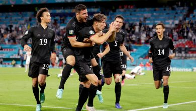 Germany salvage late 2-2 draw against Hungary to head for Euro 2020 last 16