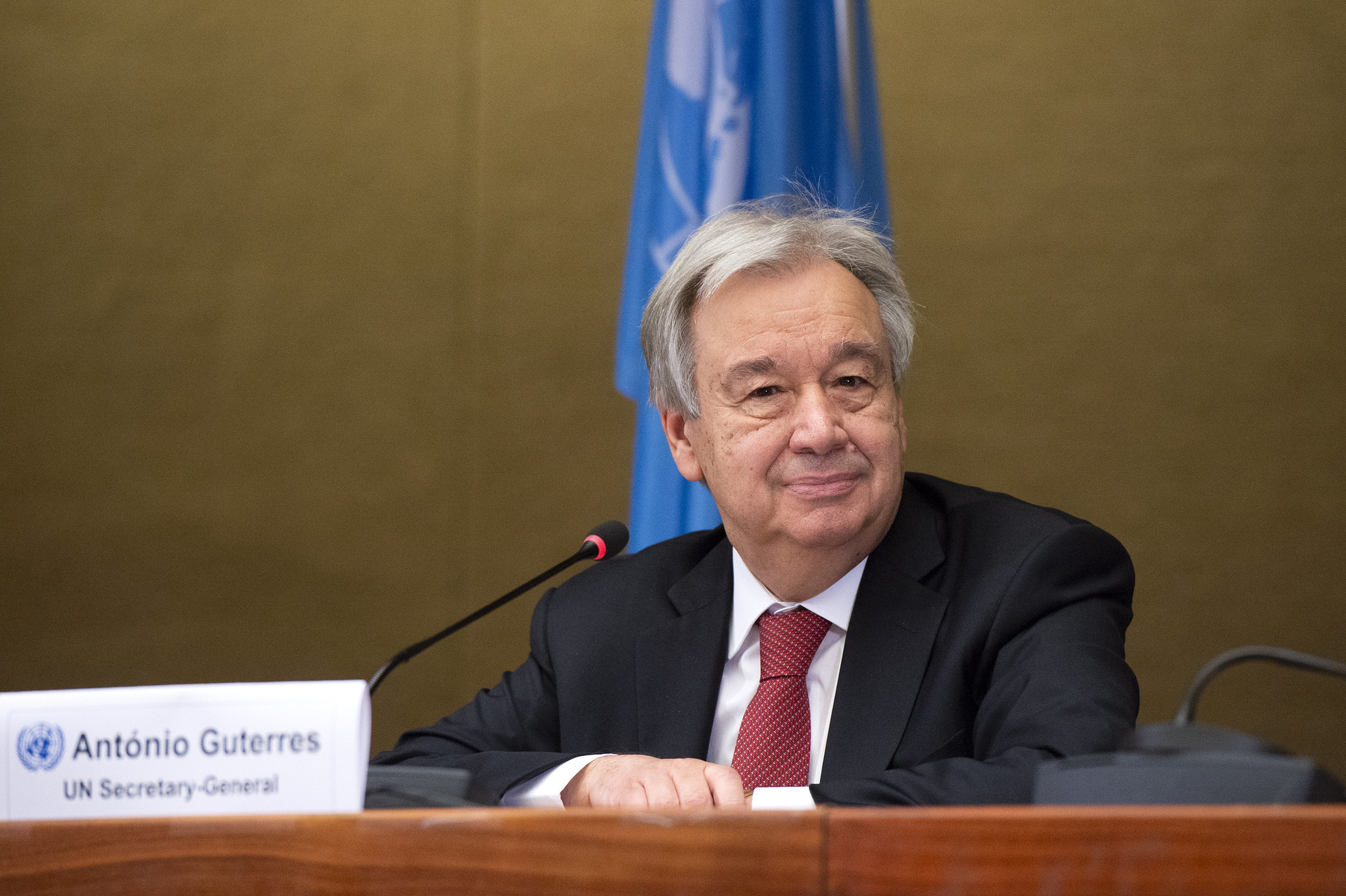 Guterres: Everyone has Duty to Help Refugees Rebuild their Lives