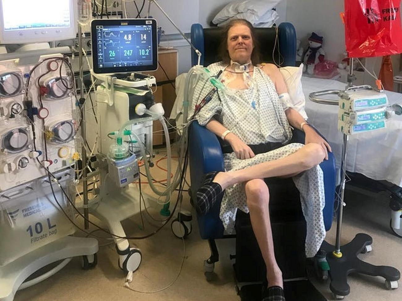 Oldest Coronavirus patient dies after 14 months of suffering