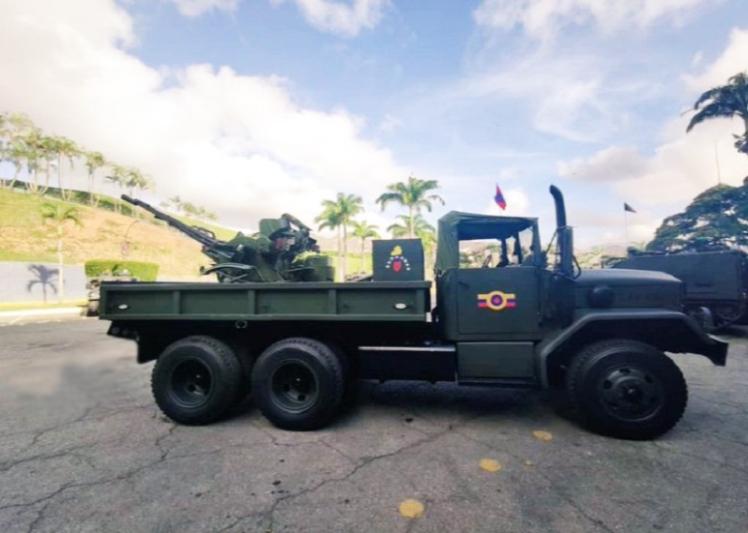 U.S. - Russian hybrid strange weapon revealed