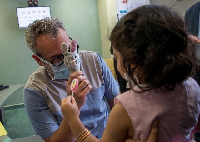 Sidra produces eye drops to treat ultra-rare disease