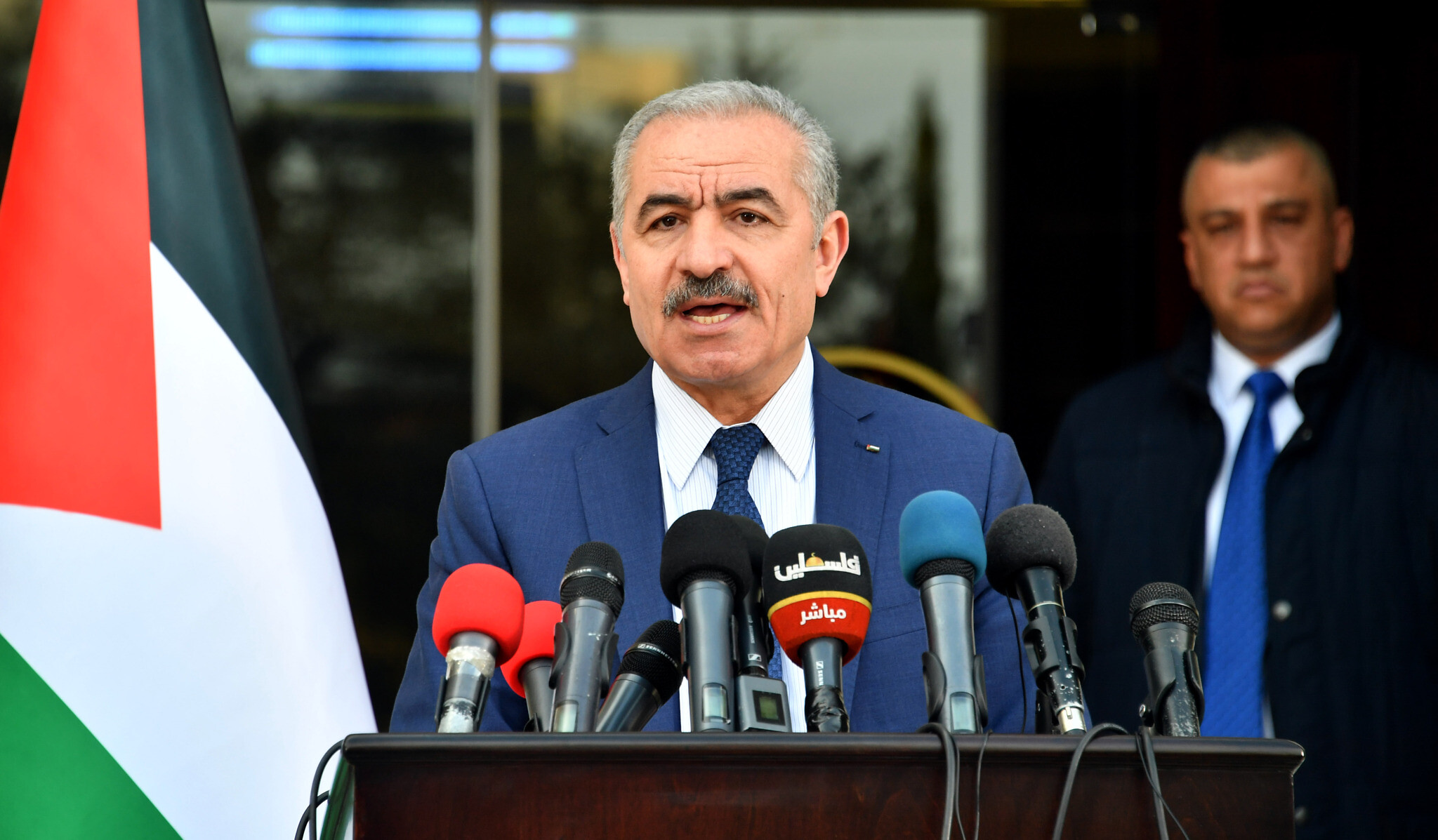Palestinian PM: Qatar Provides Fundamental Support for Palestinian Cause