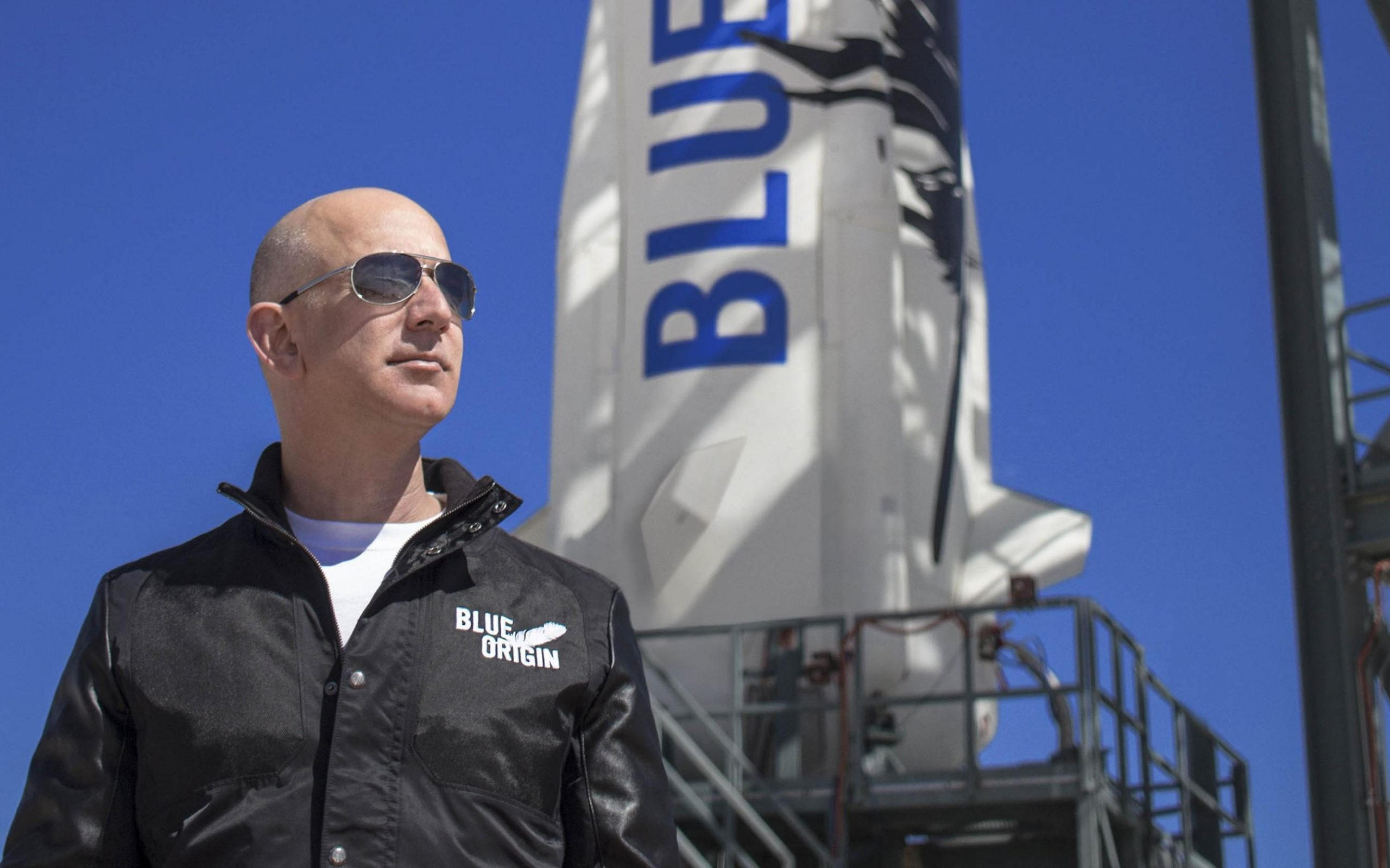 """""""Leave him in space"""" Petition signed to prevent world's richest man from returning to Earth"""