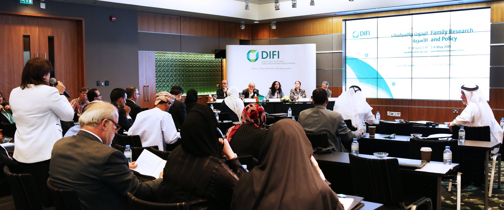 DIFI Named Best Organization to Support Family Issues in the Arab Region