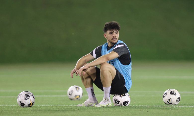 Al-Annabi Completes Main Training Ahead of India Match