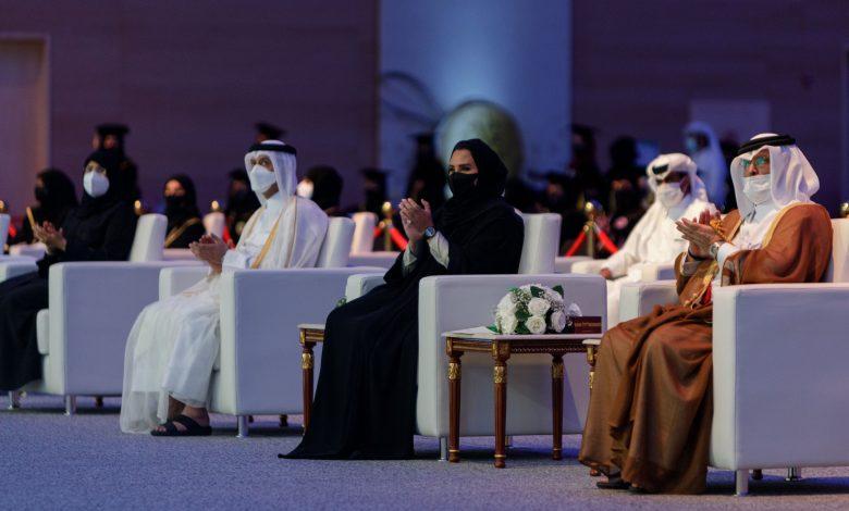 Sheikha Jawaher Honors Outstanding QU Female Graduates