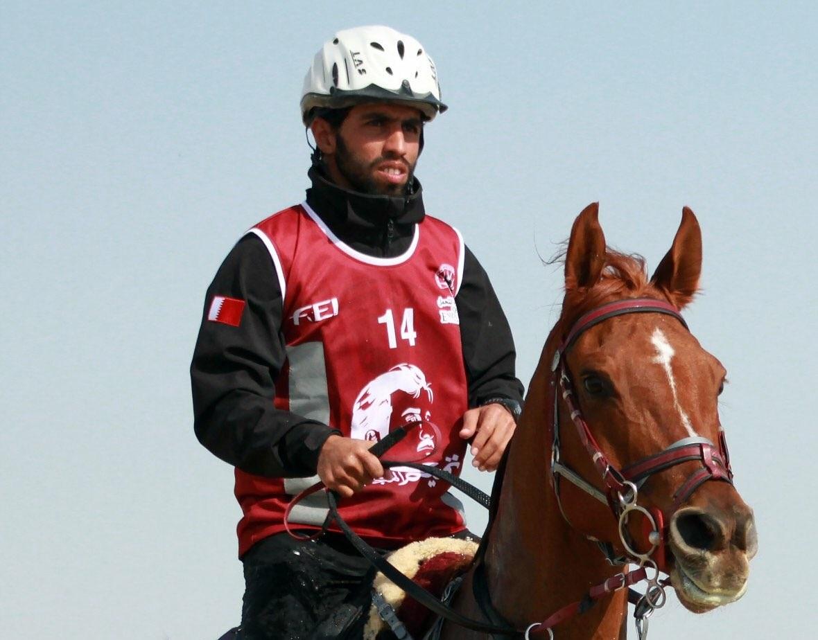 Qatar's Abdullah Al Nuaimi Finishes Second in Castells-Agrant Race