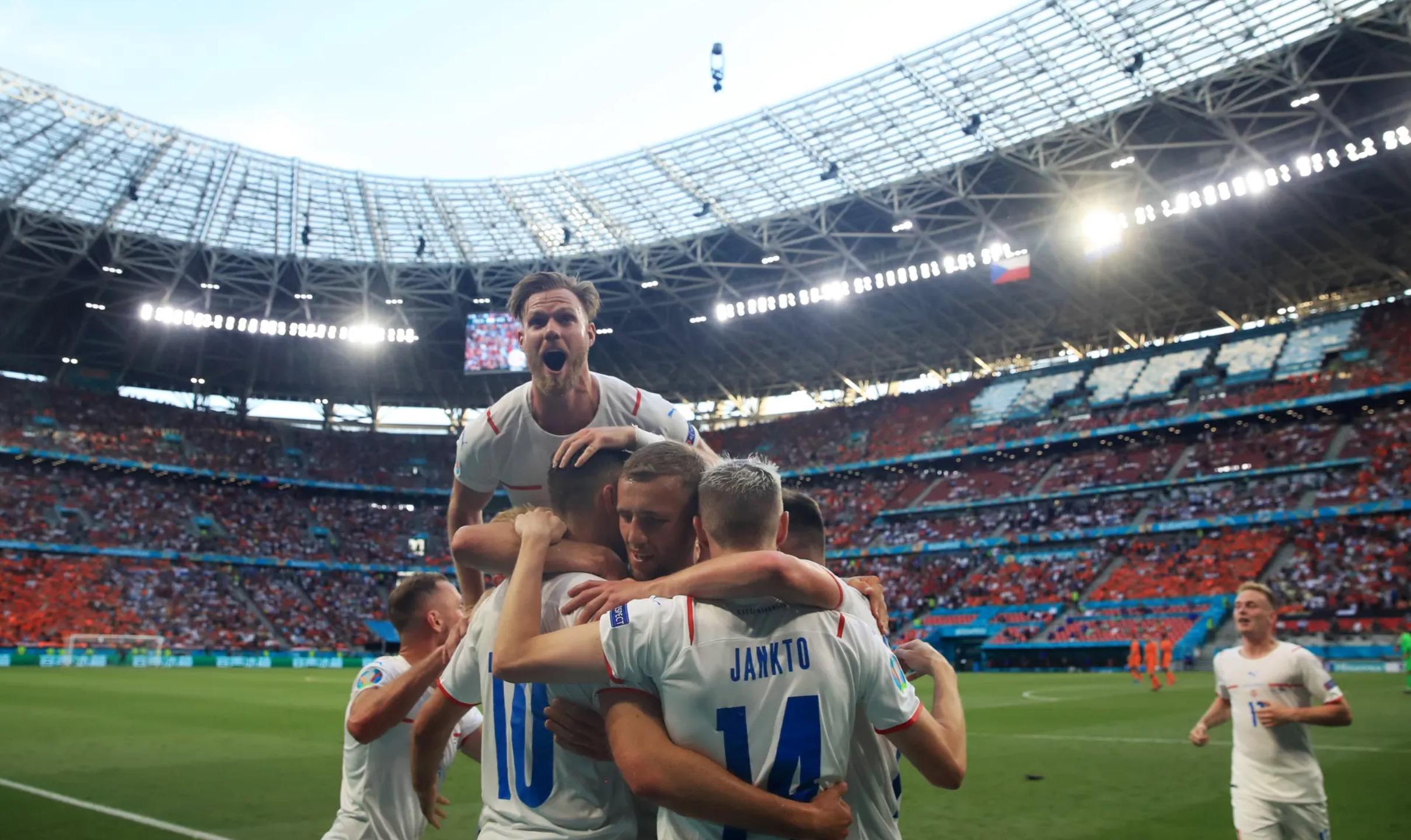 Euro 2020: Czech Republic Beat Netherlands