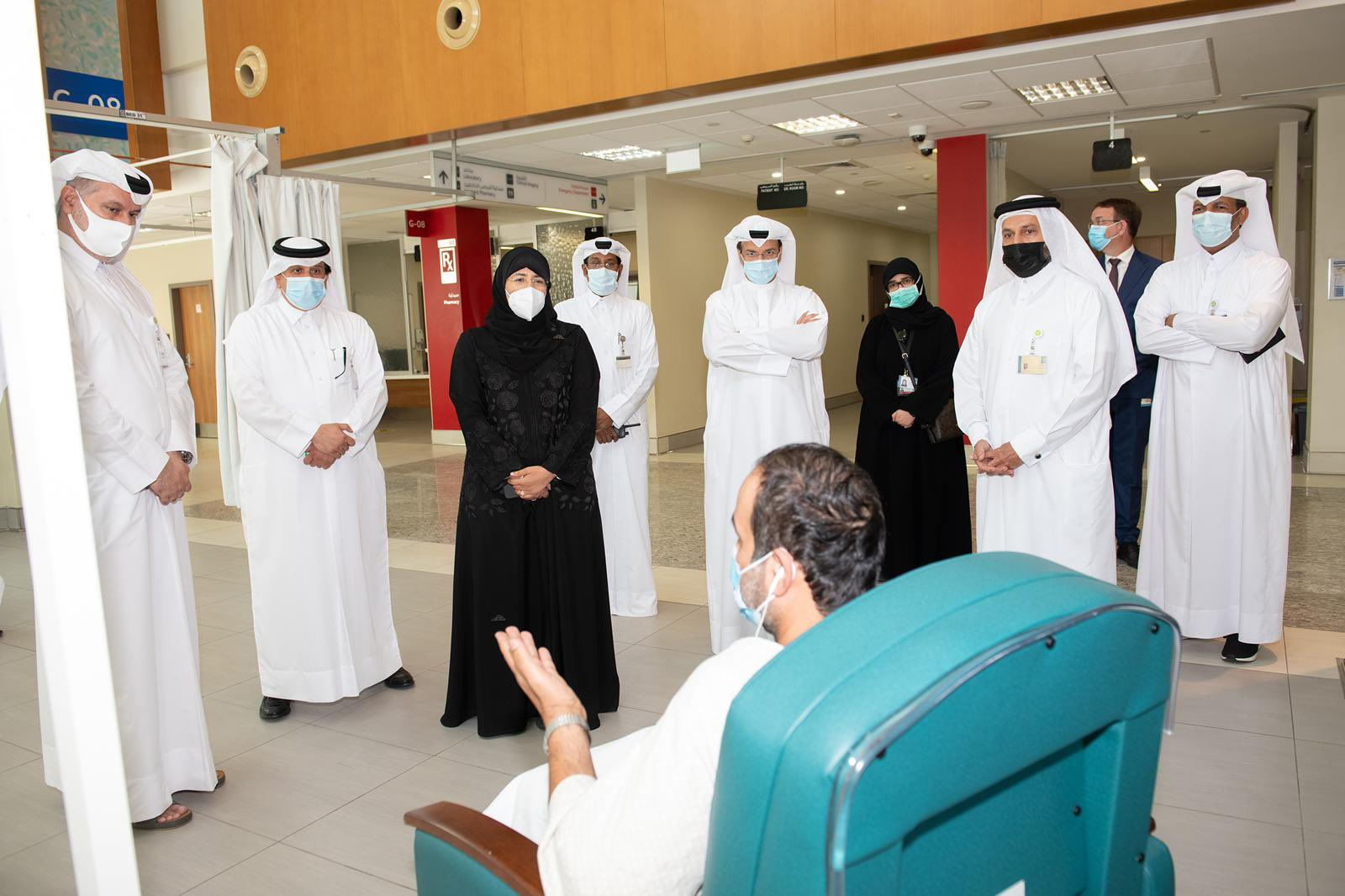 Minister of Health: We succeeded in controlling the second wave of Coronavirus