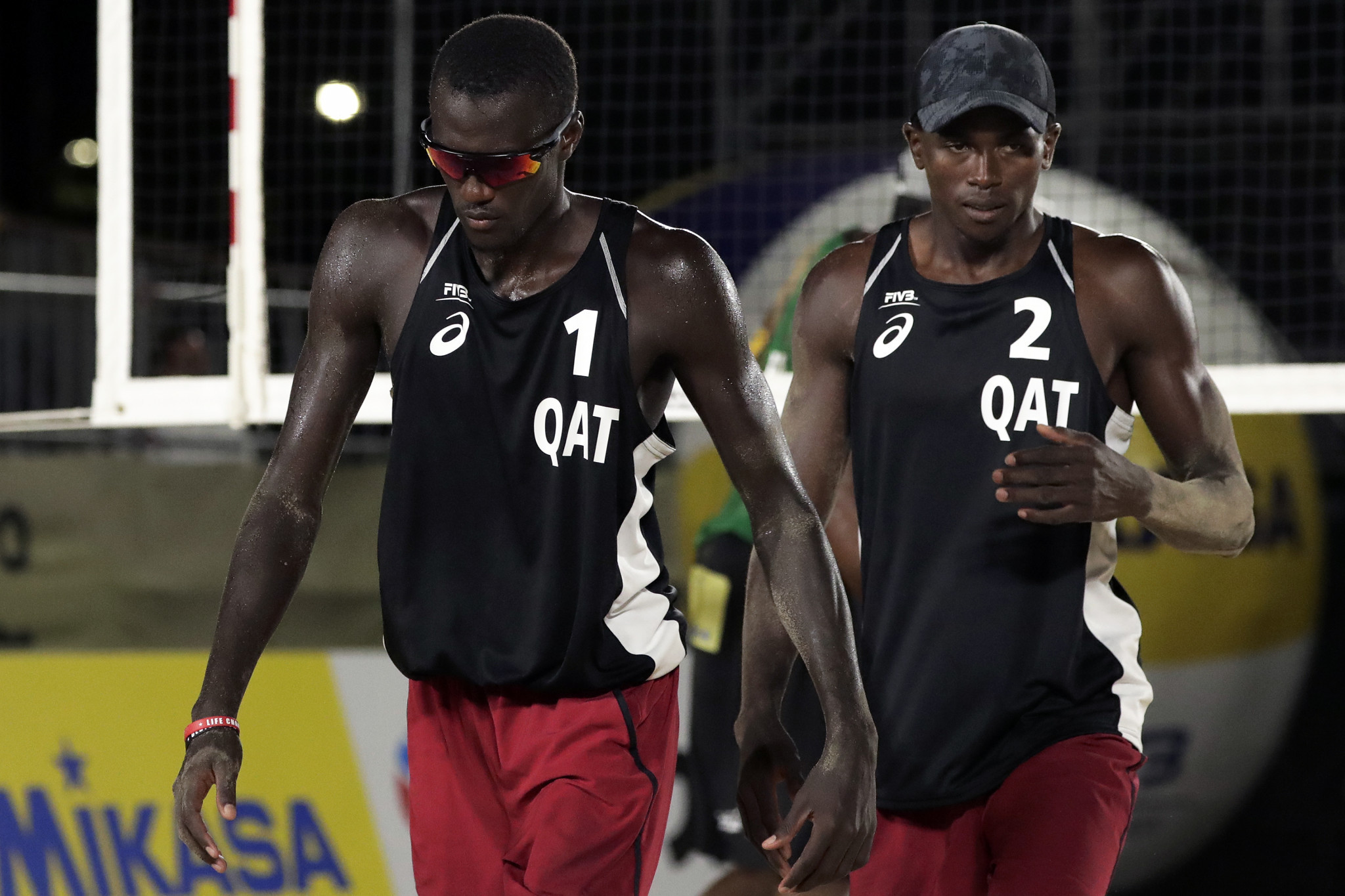 Qatar Beach Volleyball Team Ranked 2nd in Olympics Classification