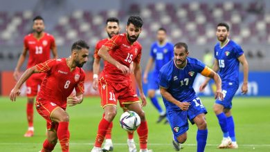 Arab Cup: Bahrain Defeat Kuwait to Qualify for Finals