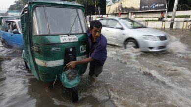 6 cities around the world at risk of flooding
