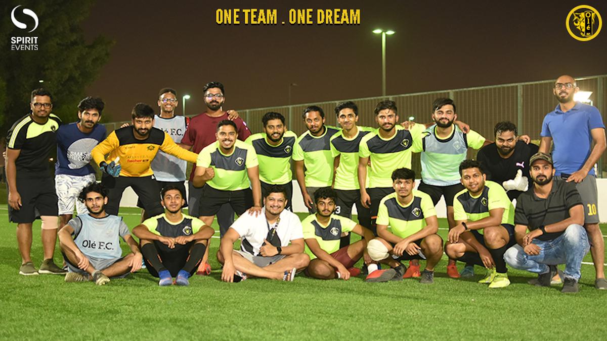 Olè F.C. - A Football Club with homegrown talents