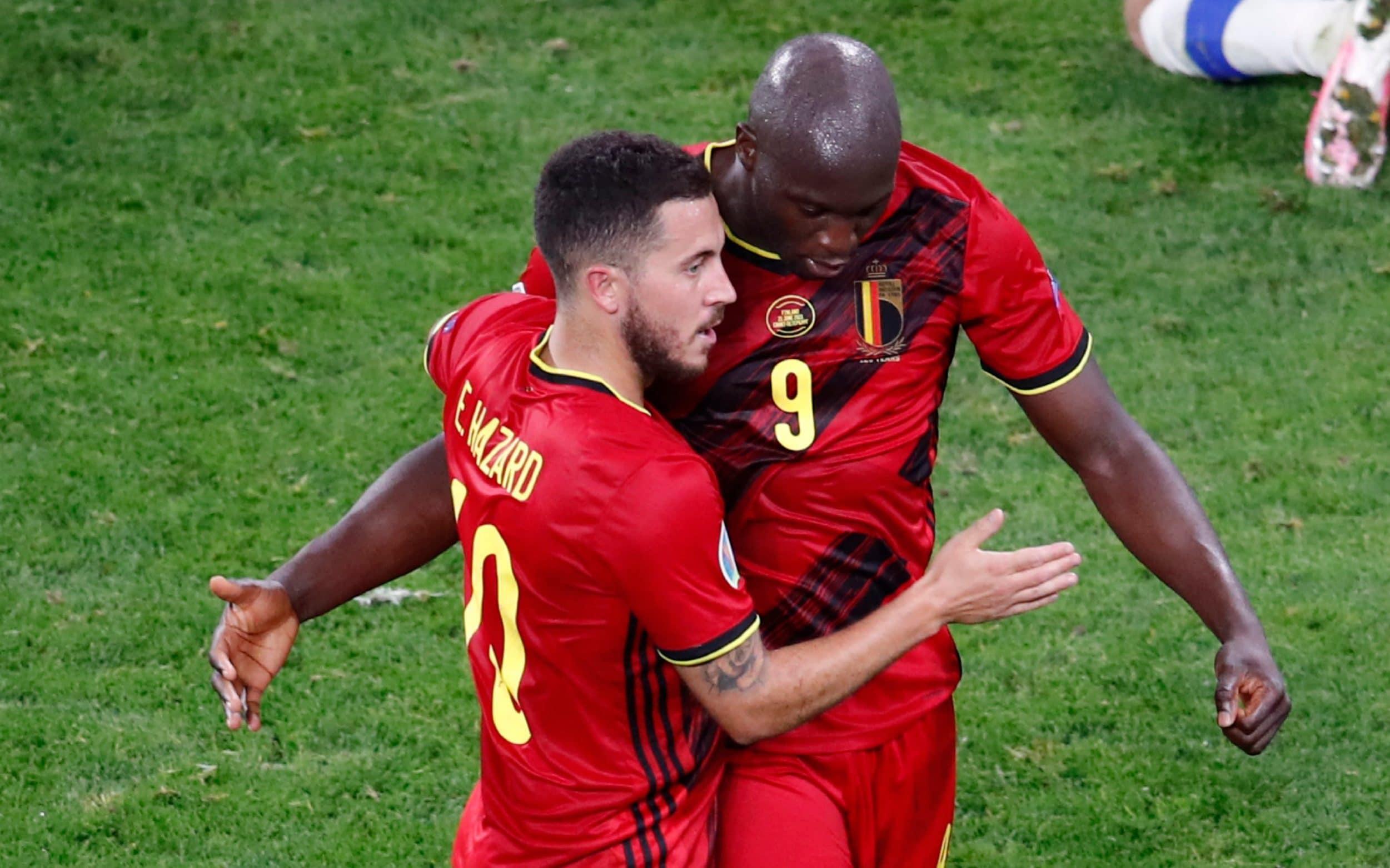 Belgium beat Finland 2-0 to secure third win