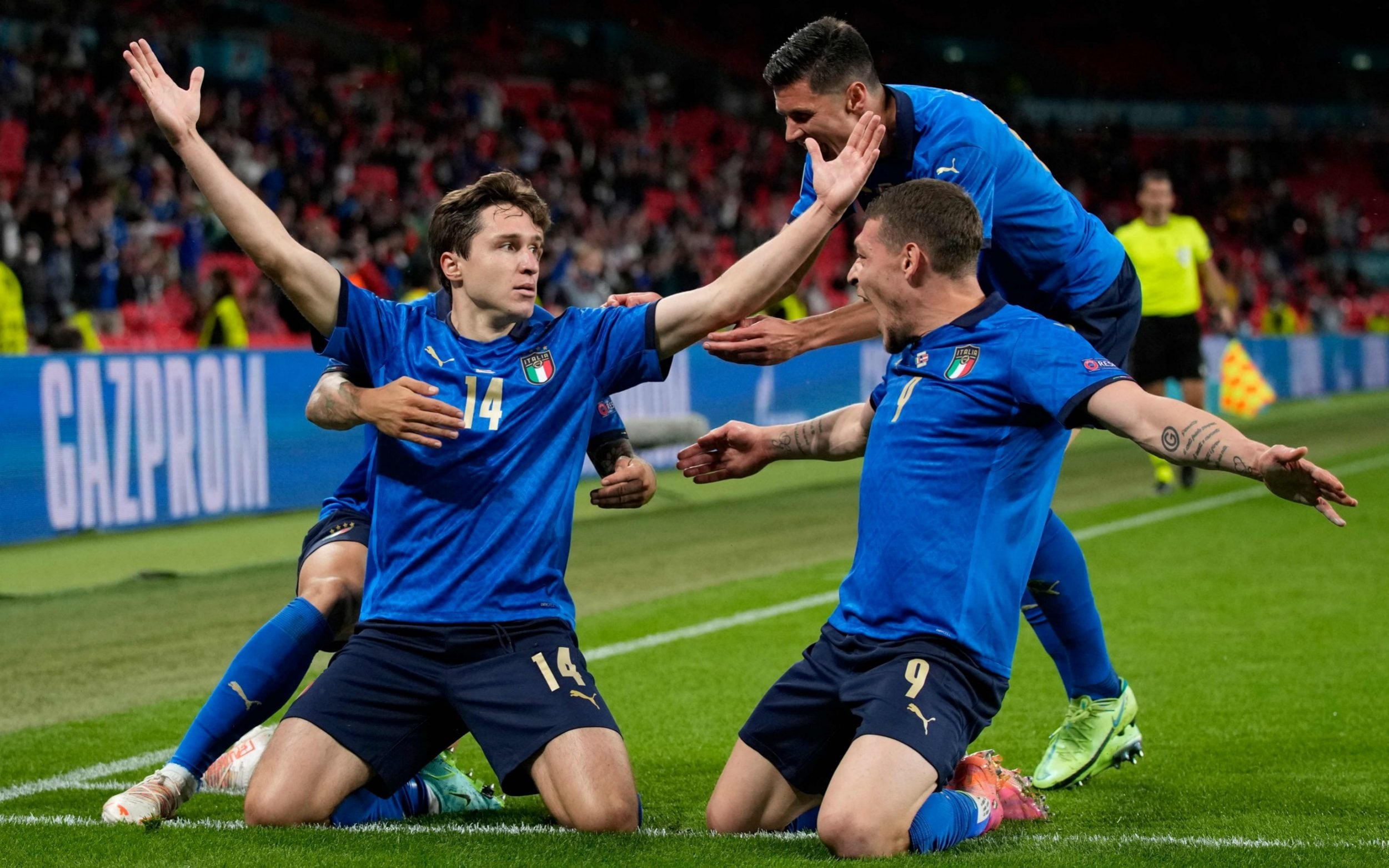 Euro 2020: Italy Defeat Austria to Qualify for Quarter-Finals